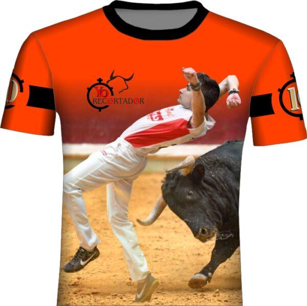 Camisetas ganaderias taurinas