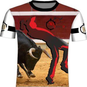 Camiseta estilo concurso yo recortador