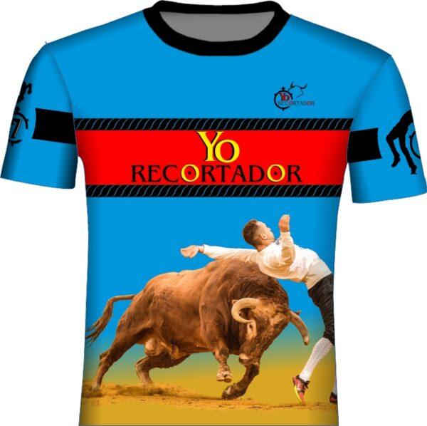 Camiseta concurso de cortes taurinos