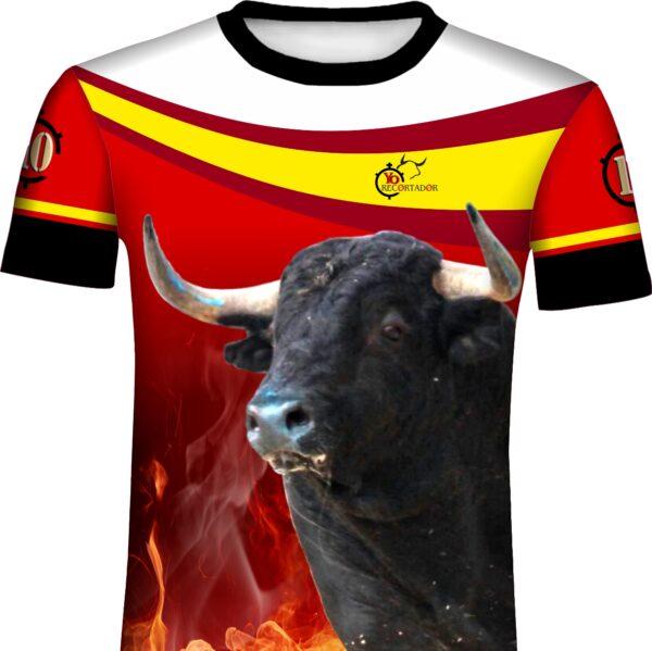 camisetas personalizadas con motivos taurinos