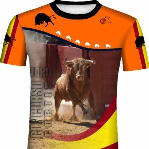 moda taurina en camisetas personalizadas