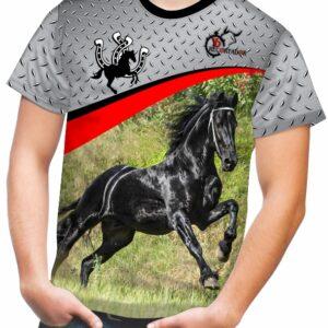 camisetas personalizadas con caballos