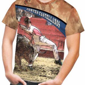 Camiseta concurso cortes corte puro